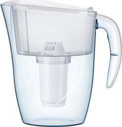 Dzbanek filtrujący Aquaphor Dzbanek Aquaphor Smile 2,4l biały + wkład A5 Mg