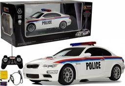 import leantoys Auto Zdalnie Sterowane Policja 1:18 R/C