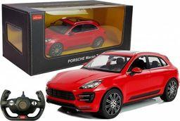 import leantoys Auto Porsche Macan Turbo Zdalnie Sterowane R/C