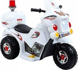 import leantoys Motor na akumulator LL999 Biały