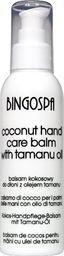 BingoSpa Balsam kokosowy do dłoni z olejem tamanu BingoSpa