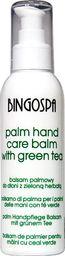 BingoSpa Balsam palmowy do dłoni z zieloną herbatą BingoSpa