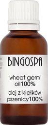BingoSpa Olej z kiełków pszenicy 100% BingoSpa 30 ml