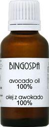 BingoSpa Olej avocado 100% BingoSpa 30 ml