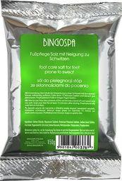 BingoSpa Sól do stóp ze skłonnościami do pocenia 150g