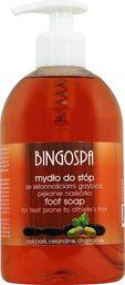 BingoSpa Mydło do pielęgnacji stóp ze skłonnościami do grzybicy