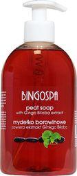 BingoSpa Mydło w płynie Borowinowe z Ginkgo Biloba 500ml