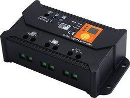 AZO Digital Solarny regulator ładowania PWM SOL-10S 12/24 - 10A