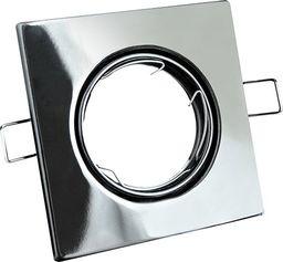 Polux Oprawa podtynkowa prostokątna chrom Polux OPIN 306258