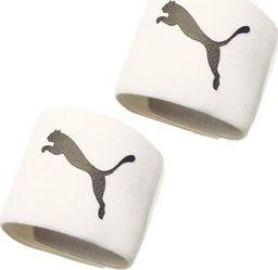 Puma Puma Sock Stoppers 01 gumki do ochraniaczy białe
