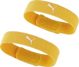 Puma Puma Sock Stoppers 06 gumki do getr żółte