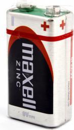 Maxell 9V 6F22 1szt  (724020.04.CN)