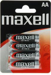 Maxell Bateria cynkowo-manganowa blister 4szt.  (774405.04.EU)