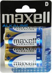 Maxell Bateria D / R20 2szt.
