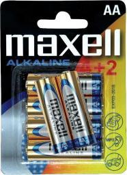 Maxell Bateria AA / R6 6szt.