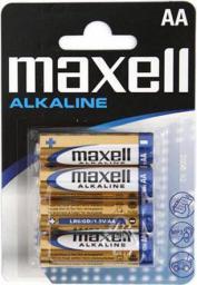 Maxell Bateria AA Blister 4 sztuki (723758.04.EU)