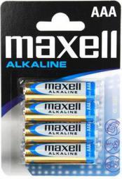 Maxell Bateria AAA / R03 4szt.