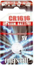 Maxell Bateria LongLife Extra CR1616 1szt.