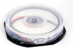 Omega DVD+RW 4.7GB x4 Cake 10 szt. (56704)