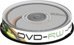 Omega DVD-RW 4.7GB x4 Cake 10 szt. (40151)