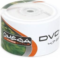 Omega DVD 4.7GB 16x 50 płyt (41990)