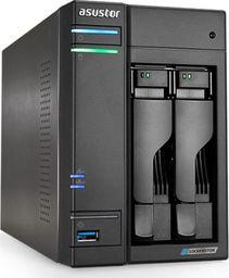 Serwer plików Asustor SIECIOWY SERWER PLIKÓW NAS ASUSTOR LOCKERSTOR 2 AS6602T 2-DYSKOWY TOWER