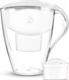 Dzbanek filtrujący Dafi Dzbanek filtrujący Dafi Omega LED +1 filtr Unimax (biały)