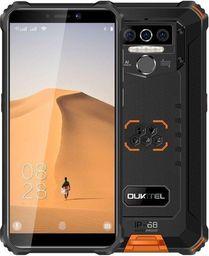 Smartfon Oukitel WP5 32 GB Dual SIM Czarno-pomarańczowy  (2_304022)