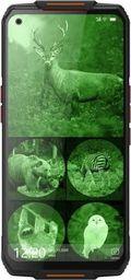 Smartfon Oukitel WP7 128 GB Dual SIM Czarno-pomarańczowy  (2_304018)