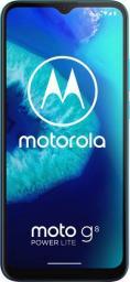 """Smartfon Motorola Smartfon Motorola Moto G8 Power Lite 6.5"""" 4/64GB Dual-SIM 4G Blue"""