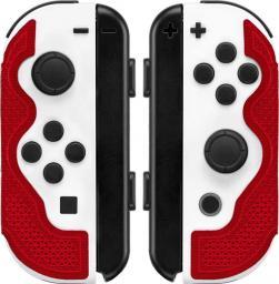 Lizard Skins naklejki na kontrolery Switch Joy-Con Crimson Red