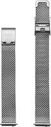 Cluse Pasek CLUSE La Vedette Mesh Silver 12 mm CS1401101073 (CLS501)