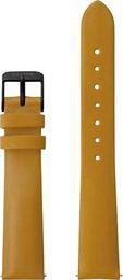 Cluse Pasek CLUSE Minuit Mustard/Black 16mm CLS354