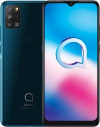 Smartfon Alcatel 3X 2020 64 GB Dual SIM Turkusowy  (5061KZ)