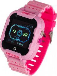 Smartwatch Garett Electronics Kids 4G Różowy  (5903246284669)