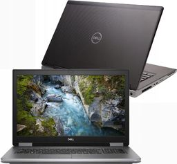 Laptop Dell Dell Precision 7740 FHD Xeon E-2276M 32GB 512GB SSD PCIe QUADRO RTX 3000  Windows 10 Pro NBD