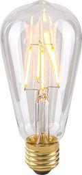 Italux Transparentna żarówka edison E27 4W ciepła Italux LED 801402