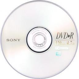 Sony DVD+R 4.7GB 16x koperta