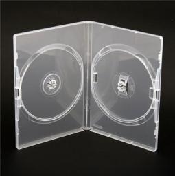Amaray PUDEŁKO DVD 14MM CLEAR