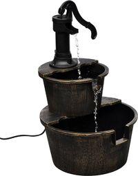 vidaXL Fontanna w formie studni z pompą