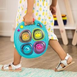B.Toys Pamięciowa gra muzyczna Catch-a-Sound niebieska