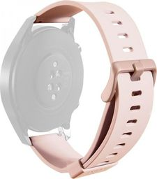 Puro PURO ICON Multibrand Wristband Uniwersalny pasek smartwatch 20 mm (S/M & M/L) (piaskowy róż)