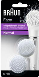 Braun Szczoteczki wymienne do urządzeń Braun Face 2szt. (SE80)