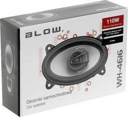 Głośnik samochodowy Blow WH-4616 4x6 2way  (0960#)