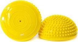 Allright Półkula do masażu Fe08036 żółta 2 szt.