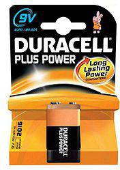 Duracell Bateria Plus Power 9V Block 1szt.