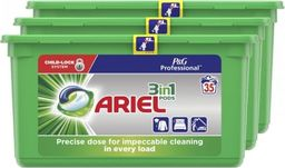 Ariel ARIEL Kapsułki do prania Regular MegPack 3x35szt