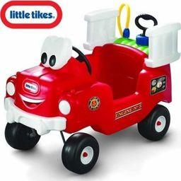 Little Tikes Little Tikes Jeździk Straż pożarna z pompką