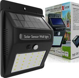 Kinkiet Eleosklep Lampa Solarna LED 20 z Czujnikiem Ruchu i Zmierzchu