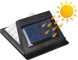Kinkiet Eleosklep Lampa solarna 54 LED czujnik ruchu